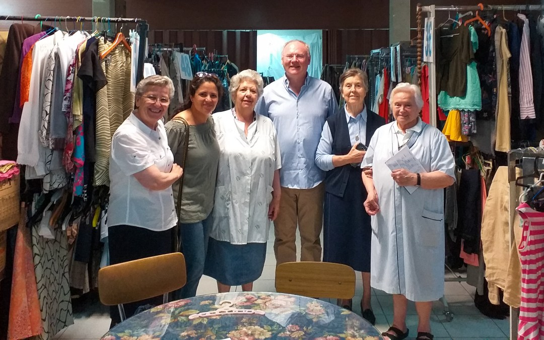 "The Vincentian Family in Spain is joining the Famvin Homeless Alliance with four ""13 Houses"" projects"