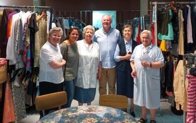 La Famille Vincentienne en Espagne rejoint l'Alliance Famvin avec les personnes sans-abri (FHA) avec quatre projets « 13 Maisons »