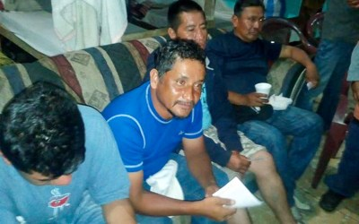 L'accueil de l'étranger à Guatemala City