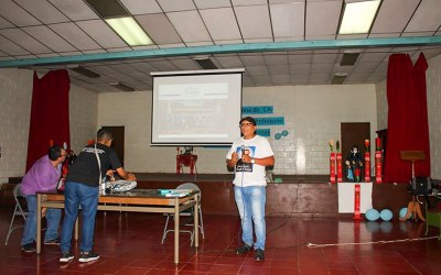 Presentando la FHA a la Familia Vicentina en Centroamérica