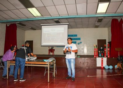 Presenting the FHA to the Vincentian Family in Central America