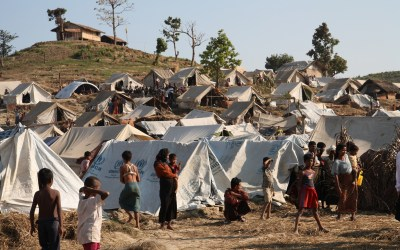 Annaul Theme 2019: Forced Displacement