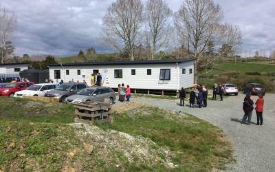 Una nueva casa para una vida mejor en Nueva Zelanda