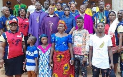 Premier projet de 13 maisons au Nigeria!