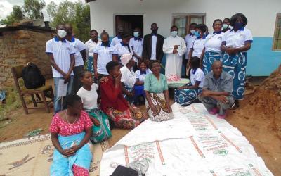 A combater os bairros inadecuados do Maláui, uma casa de cada vez!