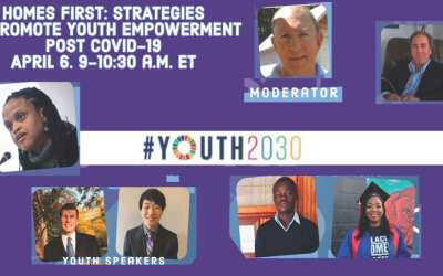 Homes First: Strategies to Promote Youth Empowerment Post Covid-19