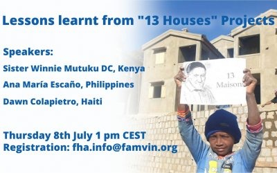 """Online event: Lessons learnt from """"13 Houses"""" projects"""