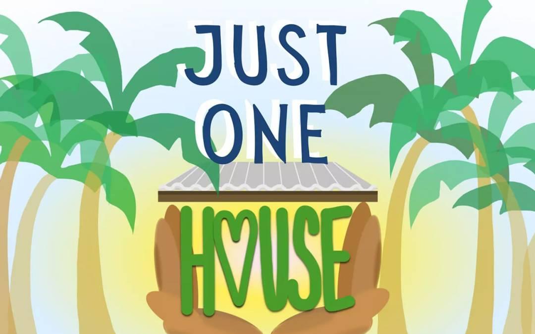 Tan solo una casa para cambiar una vida