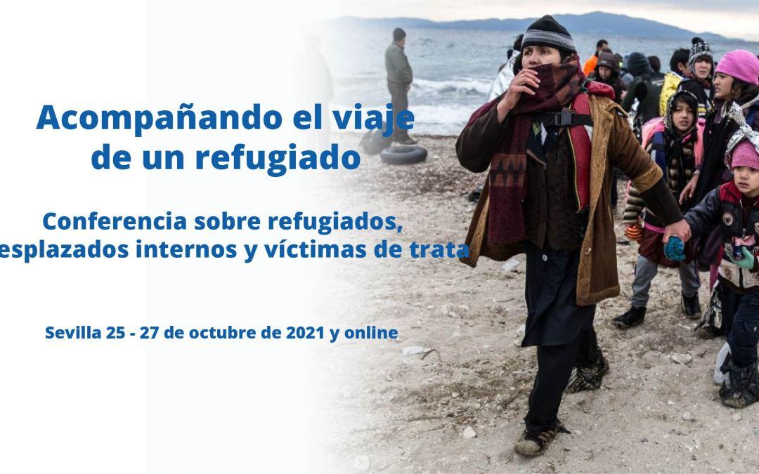 Conferencia de la FHA sobre refugiados, desplazados internos y trata de personas