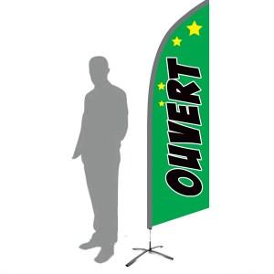 drapeau ouvert pas cher