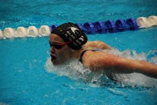 4x100 m Lagen - Nina Steiger