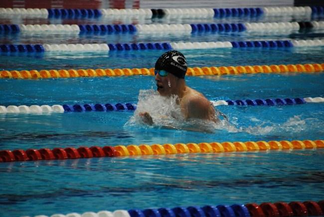 4x100 m Lagen - Christopher Theis