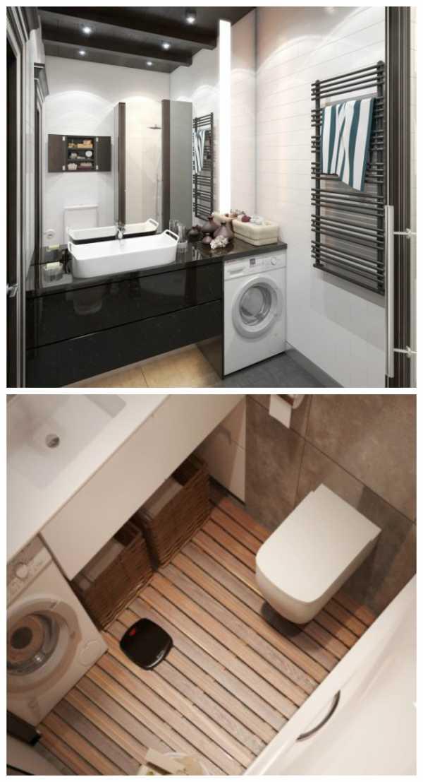 дизайн маленьких ванных комнат совмещенных с туалетом фото 3