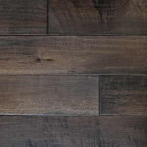 "D & M Flooring, Provence Collection 9/16"" x 6""x RL Hardwood Flooring Maple in Freeport Maple Color-0"