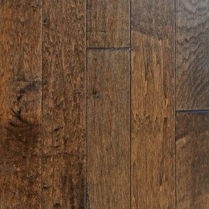 "California Classic, Pacific Treasures Collection 1/2"" x 5"" x RL Hardwood Flooring Birch in Grey Stone Beach Color-0"