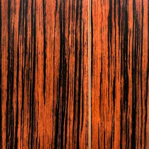 Macassar Ebony Laminate Flooring From European Collection