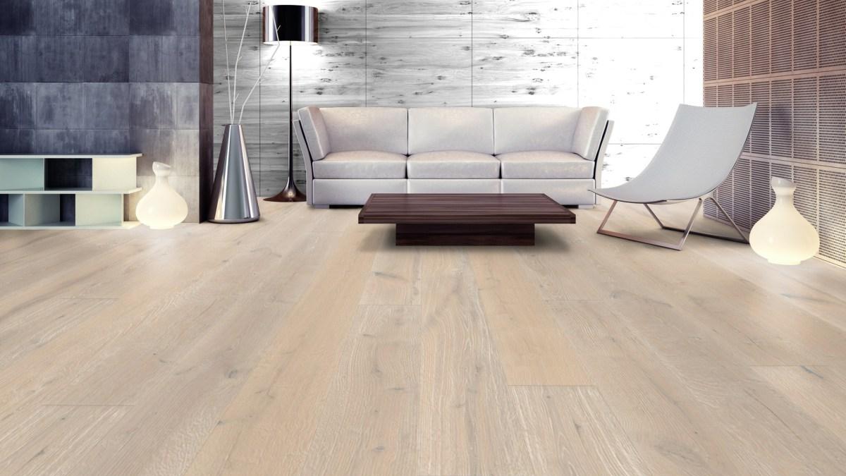 Wood Tile Floor in Arleta