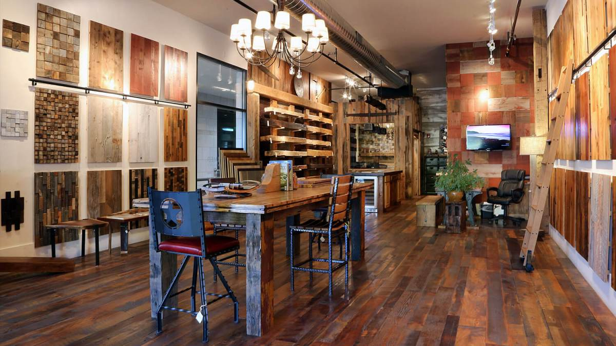 Hardwood Floor Store in West Hills