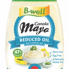 Reduced Oil Mayo