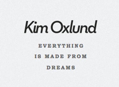 Kim Oxlund