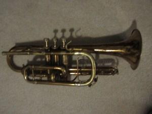 1935 Buescher Custom 265 Cornet