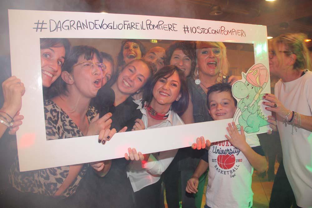 Cena associazione Vigili del Fuoco Sansepolcro (123)
