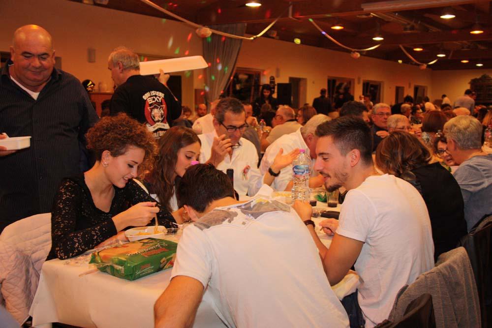 Cena associazione Vigili del Fuoco Sansepolcro (31)