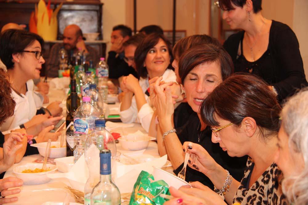 Cena associazione Vigili del Fuoco Sansepolcro (37)