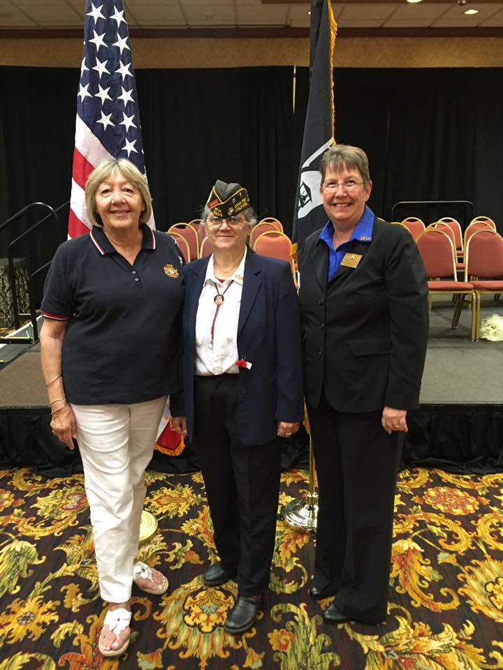 2019-2020 National Convention President Cmdr National Council Member