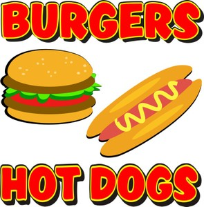 Burgers and Dogs at 4