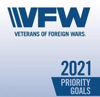 VFW 2021 Goals