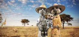 Compare the Meerkats: Journey to Africa