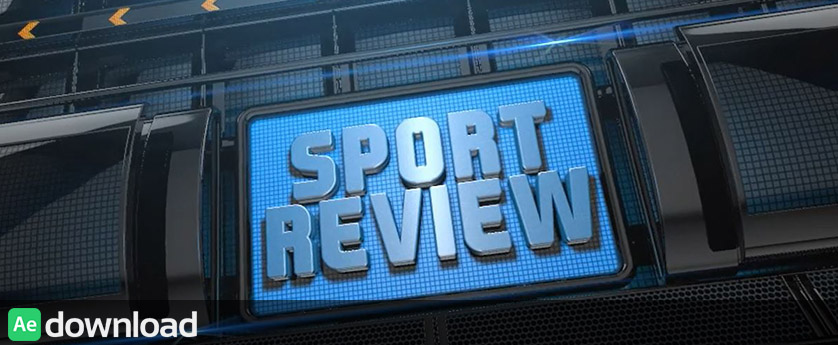 SPORT REVIEW BROADCAST INTRO (free download)