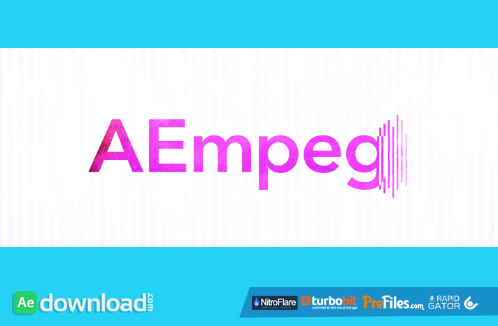 AEMPEG V1 2 (AESCRIPTS) - FREE DOWNLOAD - Free After Effects
