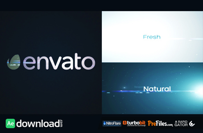 Corporate Positive Logo Intro Free Download After Effects Templates