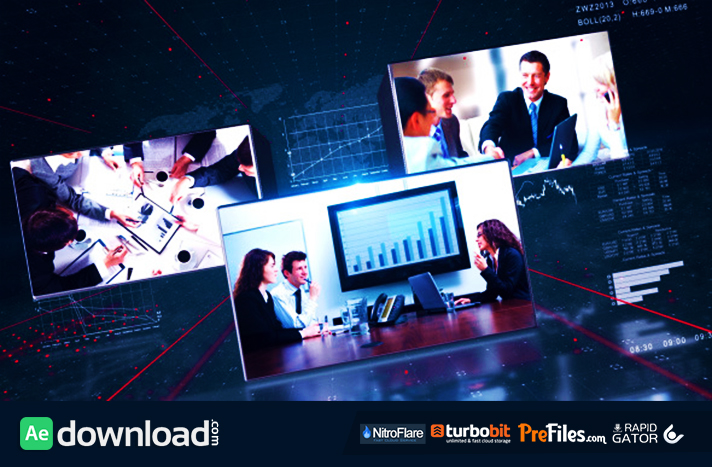 Corporate Promo (Element 3d v2) Free Download After Effects Templates