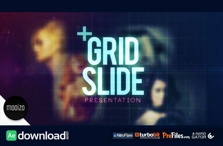 Grid Slide Free Download After Effects Templates