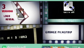 VIDEOHIVE GRUNGE BOOK - AFTER EFFECTS TEMPLATE - Free After