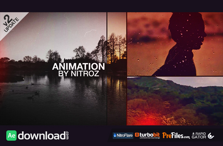 Inspired Reel Free Download After Effects Templates