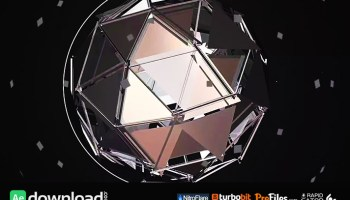 3D CARTOON CHARACTER LOGO - AFTER EFFECTS TEMPLATE (MOTION