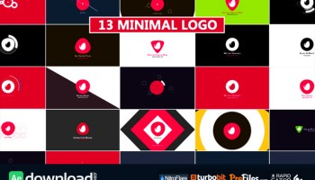 VIDEOHIVE SIMPLE SHAPES LOGO | AFTER EFFECTS - Free After Effects