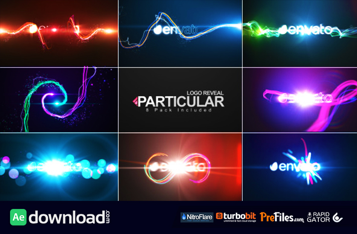 VIDEOHIVE DARK LOGO PACK FREE DOWNLOAD - Free After Effects ...