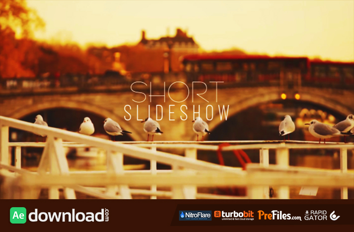 Short Slideshow Free Download After Effects Templates