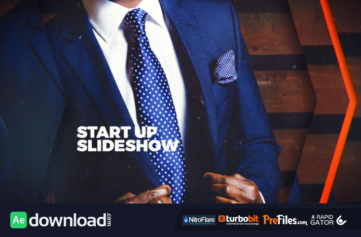 Startup Slideshow Free Download After Effects Templates