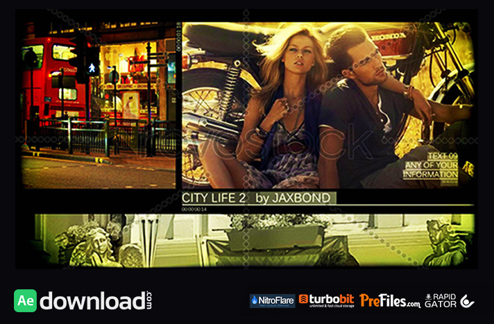 CITY LIFE 2 - FILM SLIDESHOW (REVOSTOCK) FREE DOWNLOAD