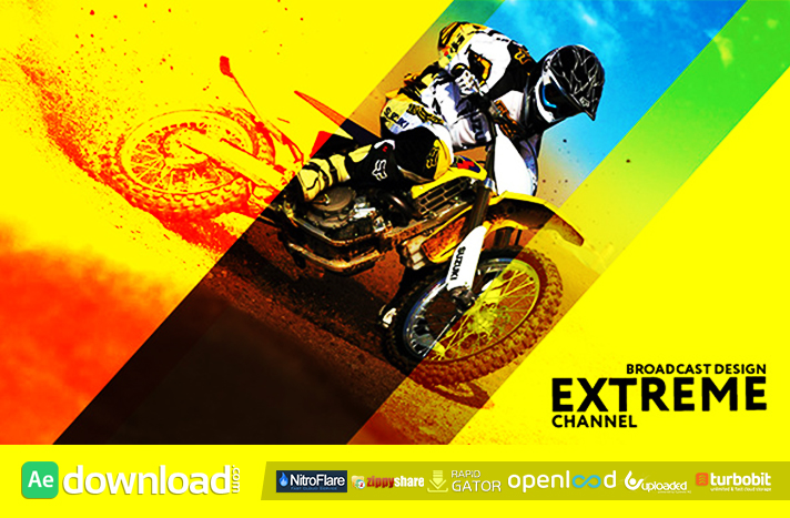 Extreme Channel free download (videohive template)