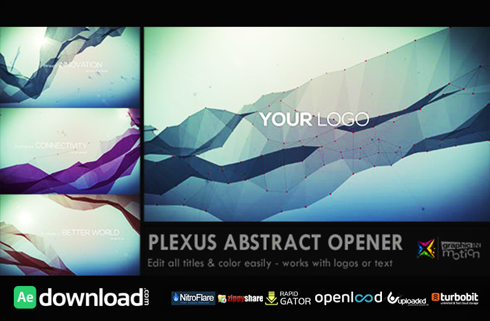Plexus Abstract Opener