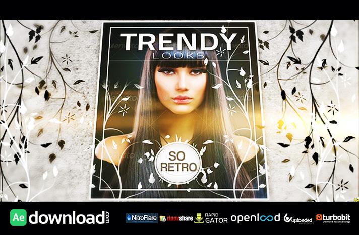 Trendy And Stylish Slideshow