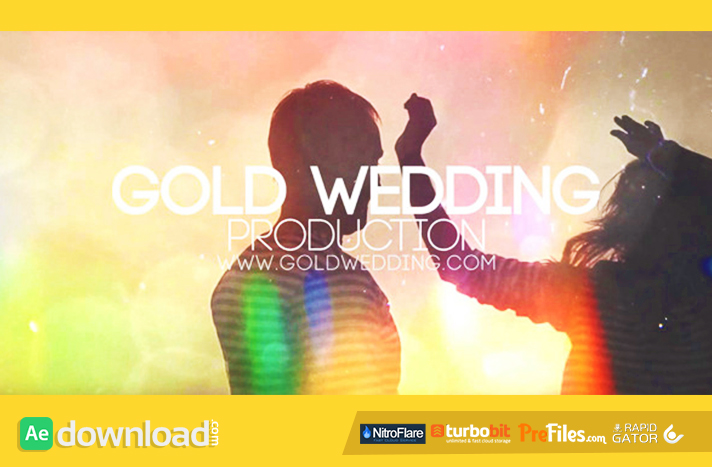 WEDDING PRODUCTION (VIDEOHIVE PROJECT) FREE DOWNLOAD - Free After
