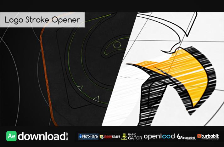 Logo Stroke Opener